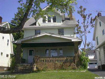 1025 Nela View Road, Cleveland Heights, OH 44112 (MLS #4266967) :: Tammy Grogan and Associates at Cutler Real Estate