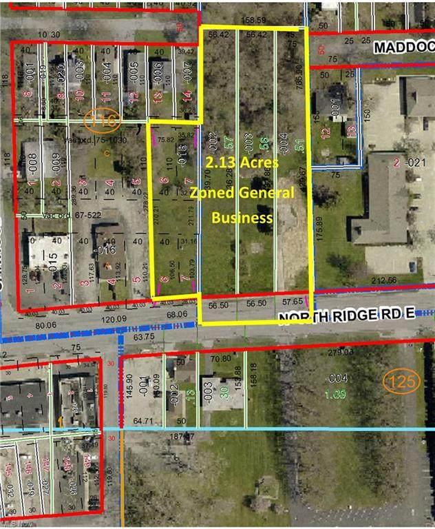 2139 N Ridge Road E, Lorain, OH 44055 (MLS #4267256) :: RE/MAX Trends Realty