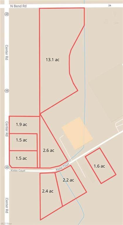 Kister Court, Ashtabula, OH 44004 (MLS #4267987) :: The Holden Agency