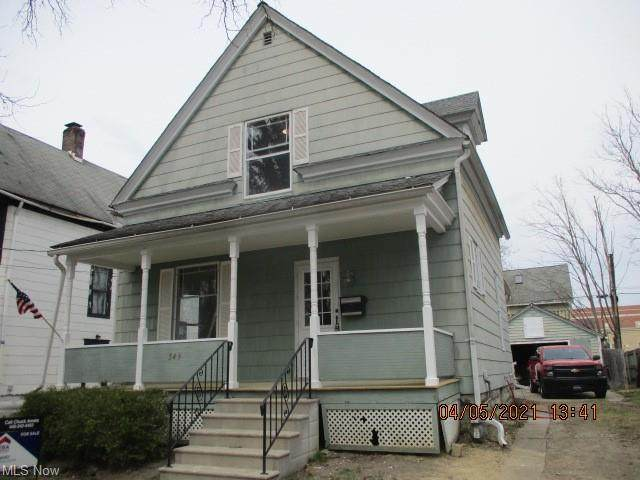 345 8th Street, Elyria, OH 44035 (MLS #4268204) :: The Art of Real Estate