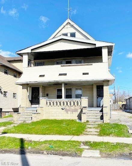 3469 E 143rd Street, Cleveland, OH 44120 (MLS #4268243) :: Select Properties Realty