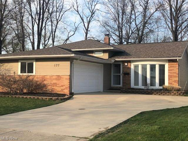 177 E Overlook Drive, Eastlake, OH 44095 (MLS #4268524) :: The Art of Real Estate