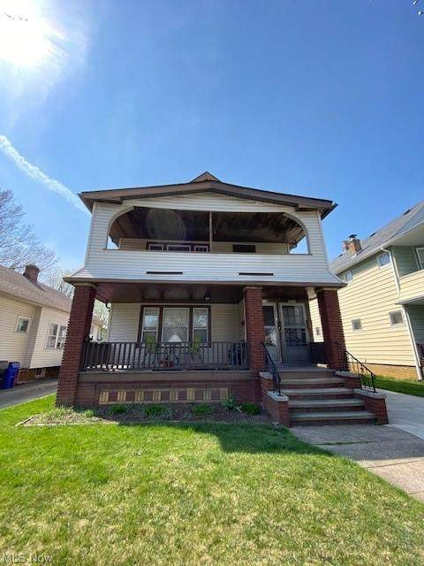 3816 W 135th Street, Cleveland, OH 44111 (MLS #4268634) :: Keller Williams Legacy Group Realty
