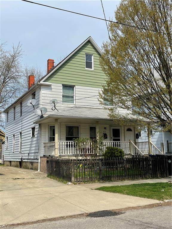 4310 Daisy Avenue, Cleveland, OH 44109 (MLS #4268671) :: The Art of Real Estate