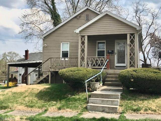 710 Greenfield Avenue, Steubenville, OH 43952 (MLS #4268890) :: The Art of Real Estate