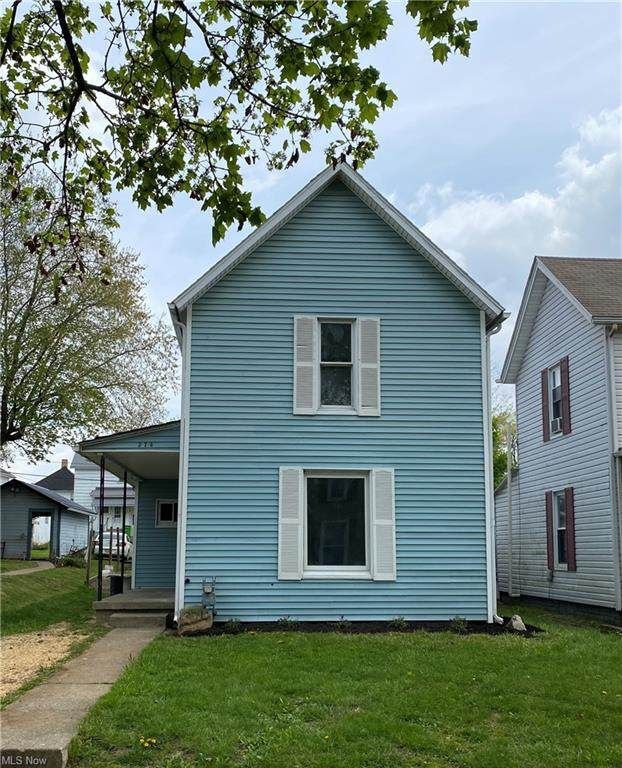 374 S 10th Street, Coshocton, OH 43812 (MLS #4269055) :: Select Properties Realty