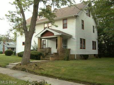 1550 Maple, Cleveland Heights, OH 44121 (MLS #4269110) :: The Art of Real Estate