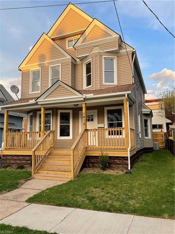 1415 W 77th Street, Cleveland, OH 44102 (MLS #4269183) :: The Art of Real Estate
