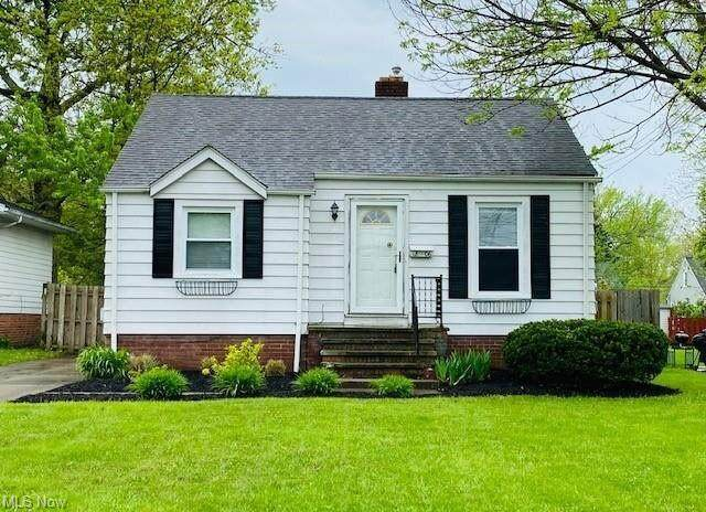 1806 Lincoln Road, Wickliffe, OH 44092 (MLS #4269429) :: The Holden Agency