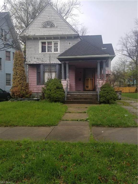 1889 Windermere Street, East Cleveland, OH 44112 (MLS #4269662) :: Keller Williams Chervenic Realty