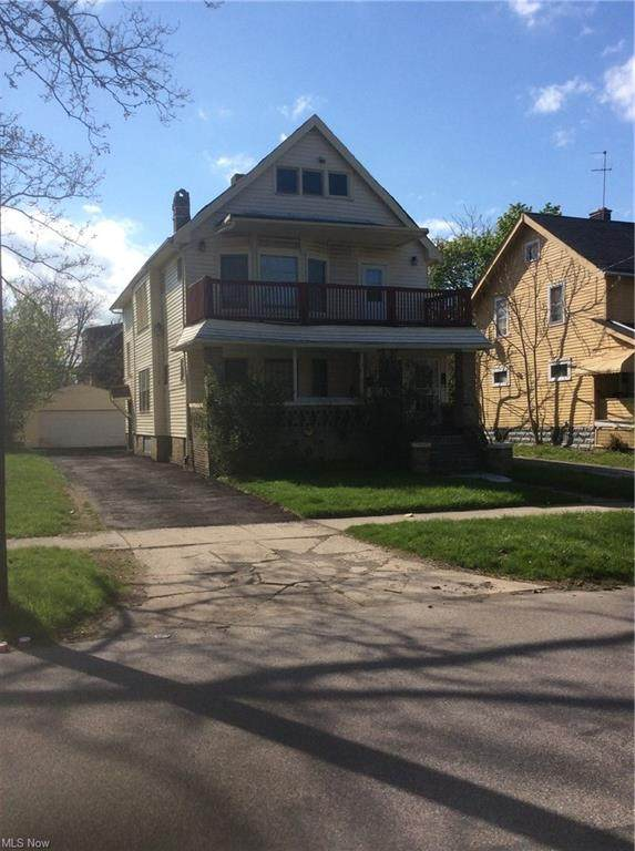 3410 E 142nd Street, Cleveland, OH 44120 (MLS #4269755) :: Select Properties Realty