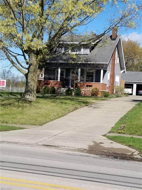 3710 State Road, Ashtabula, OH 44004 (MLS #4269942) :: Keller Williams Chervenic Realty