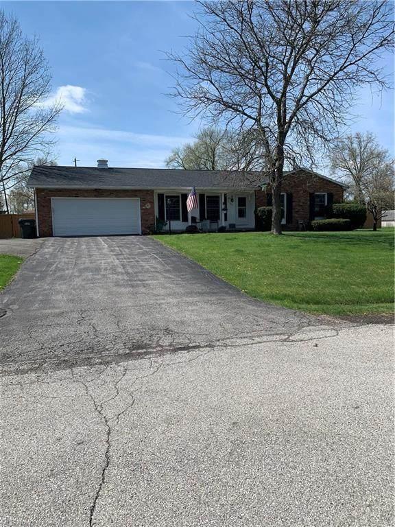 586 Brookpark Drive, Cuyahoga Falls, OH 44223 (MLS #4270070) :: Keller Williams Chervenic Realty