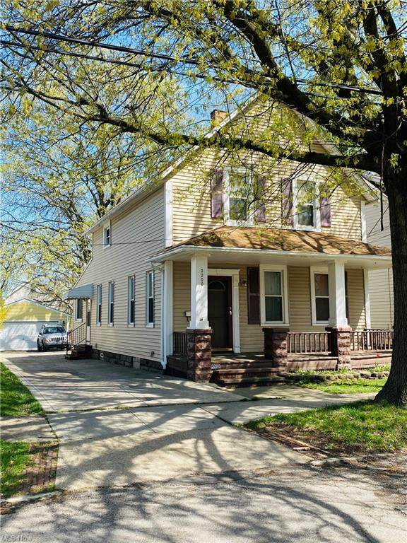 3200 Ruby Avenue, Cleveland, OH 44109 (MLS #4270083) :: Keller Williams Legacy Group Realty