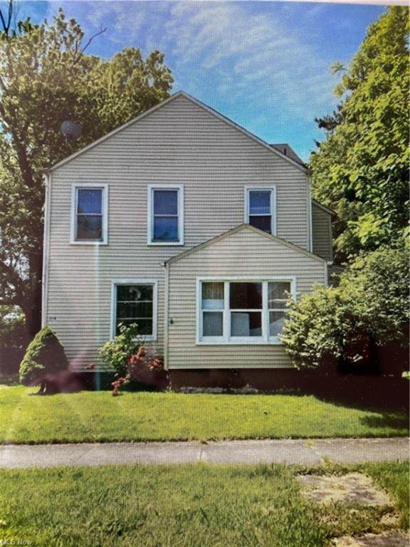 256 Belmont Avenue, Niles, OH 44446 (MLS #4270112) :: RE/MAX Edge Realty