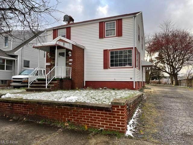 482 Butler Avenue, Akron, OH 44310 (MLS #4270145) :: Keller Williams Chervenic Realty