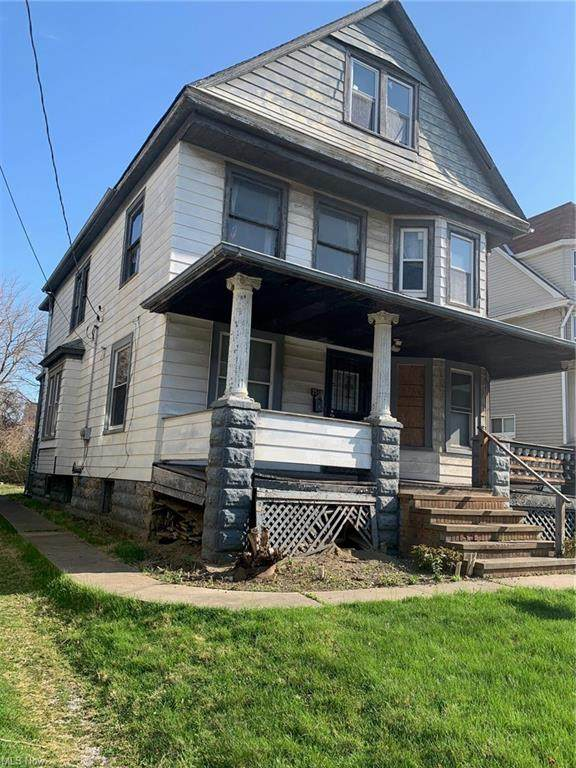 7519 Osage Avenue, Cleveland, OH 44105 (MLS #4270171) :: Keller Williams Chervenic Realty