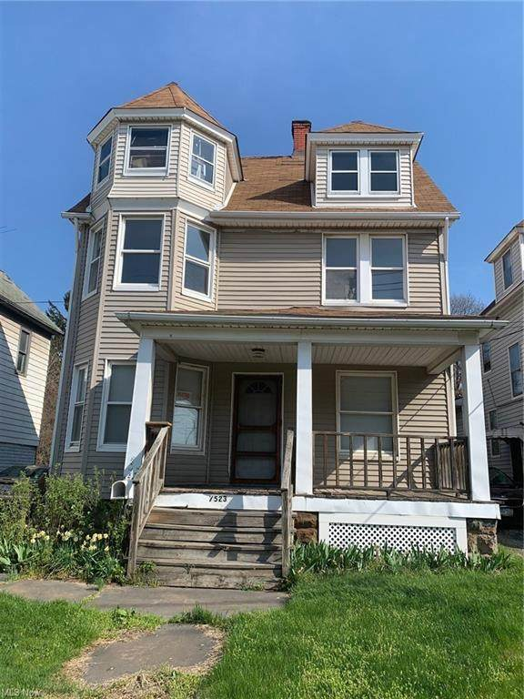 7523 Osage Avenue, Cleveland, OH 44105 (MLS #4270175) :: Keller Williams Legacy Group Realty