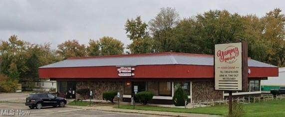 1879 State Route 59, Kent, OH 44240 (MLS #4270581) :: The Holden Agency