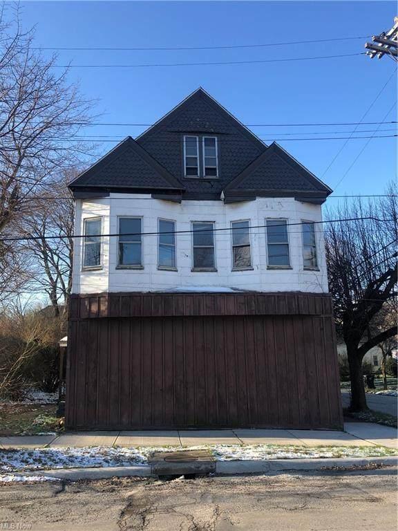 6100 Heisley Avenue, Cleveland, OH 44105 (MLS #4270608) :: Jackson Realty