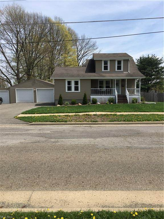 362 Roosevelt, Salem, OH 44460 (MLS #4270767) :: The Crockett Team, Howard Hanna