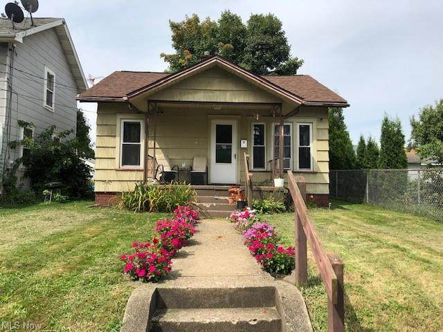 1255 Wertz Avenue SW, Canton, OH 44710 (MLS #4270963) :: Select Properties Realty