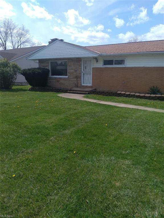 5410 Bartlett Road, Bedford Heights, OH 44146 (MLS #4271049) :: The Holden Agency