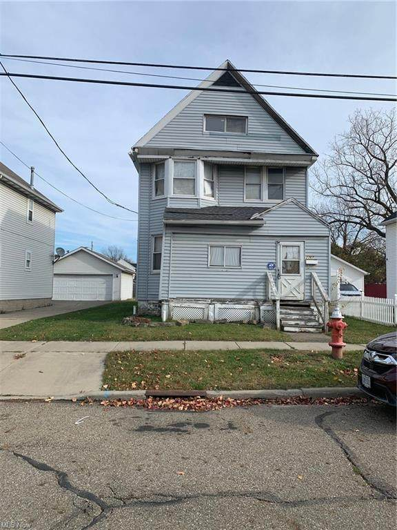 2367 E 59th Street, Cleveland, OH 44104 (MLS #4271127) :: The Kaszyca Team
