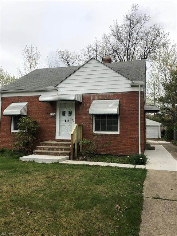 1451 E 221st Street, Euclid, OH 44117 (MLS #4271185) :: Select Properties Realty