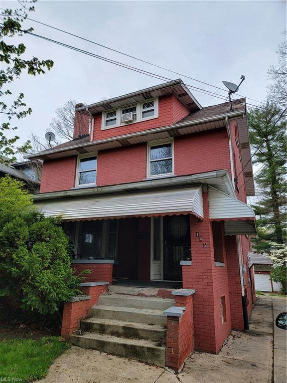 145 S Balch Street, Akron, OH 44302 (MLS #4271222) :: RE/MAX Edge Realty