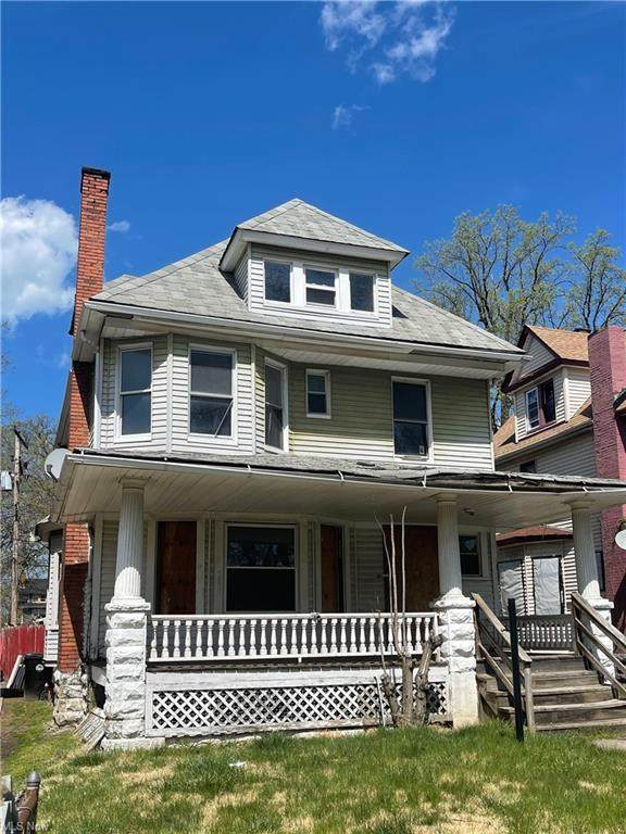 10925 Grantwood Avenue, Cleveland, OH 44108 (MLS #4271235) :: Select Properties Realty