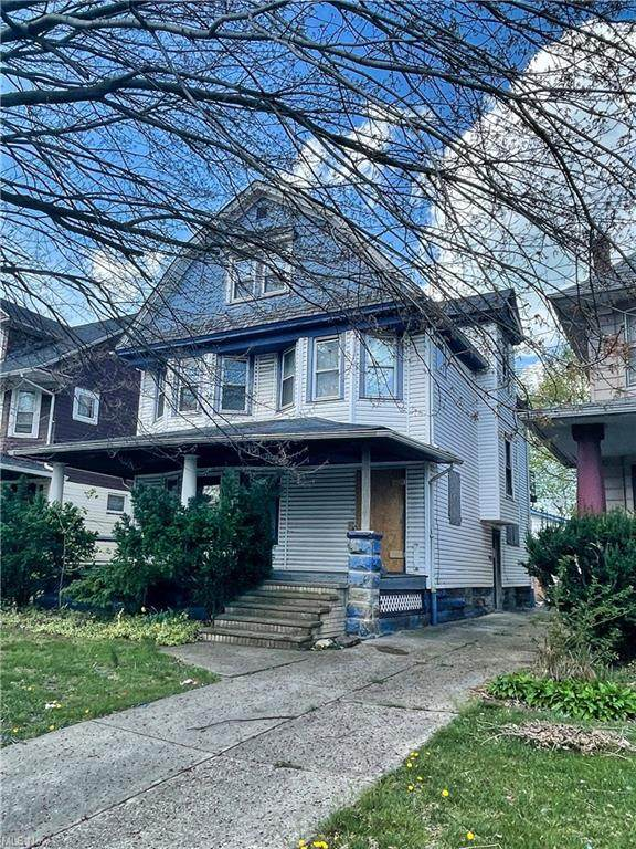 10915 Pasadena Avenue, Cleveland, OH 44108 (MLS #4271242) :: Select Properties Realty