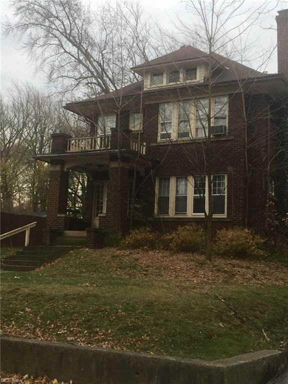 3222 Oak Road, Cleveland Heights, OH 44118 (MLS #4271281) :: The Kaszyca Team