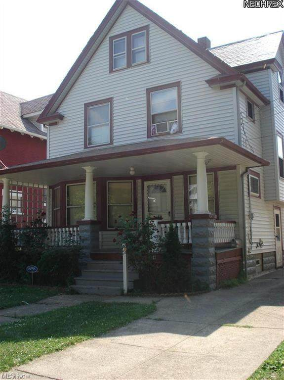 3408 W 95, Cleveland, OH 44102 (MLS #4271329) :: TG Real Estate