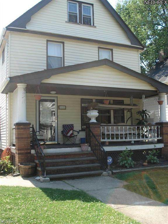3466 W 97th, Cleveland, OH 44102 (MLS #4271339) :: TG Real Estate