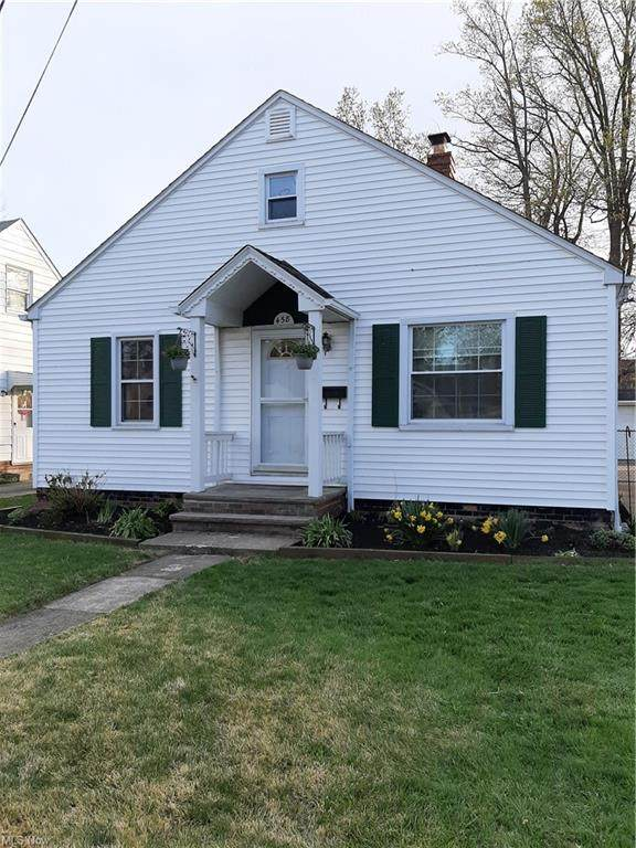 458 E 326th Street, Willowick, OH 44095 (MLS #4271361) :: RE/MAX Edge Realty