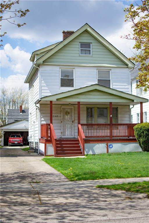 3248 E 119th Street, Cleveland, OH 44120 (MLS #4271414) :: Select Properties Realty