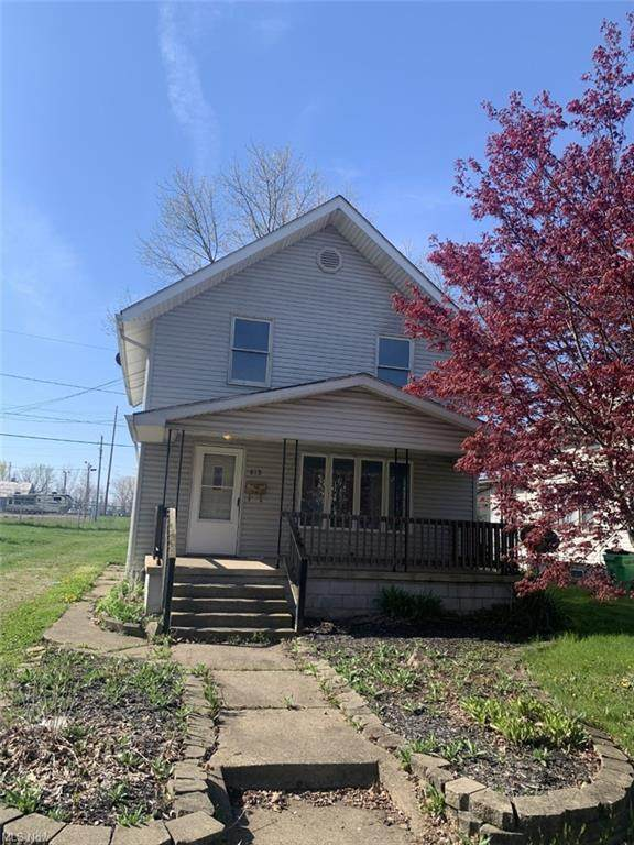 613 Griffith Avenue SW, Massillon, OH 44647 (MLS #4271729) :: Tammy Grogan and Associates at Cutler Real Estate