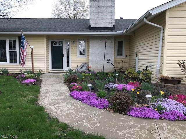 67 Chelmsford Drive, Aurora, OH 44202 (MLS #4271744) :: Select Properties Realty