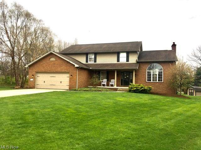 2944 Sutherland Circle NW, North Canton, OH 44720 (MLS #4271771) :: The Kaszyca Team