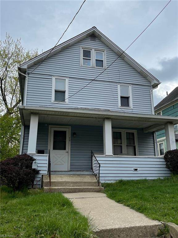 79 Eber Avenue, Akron, OH 44305 (MLS #4271806) :: Select Properties Realty