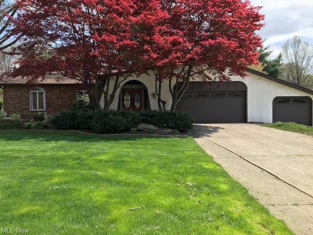 1470 Wilkshire Circle SW, North Canton, OH 44720 (MLS #4272145) :: The Kaszyca Team