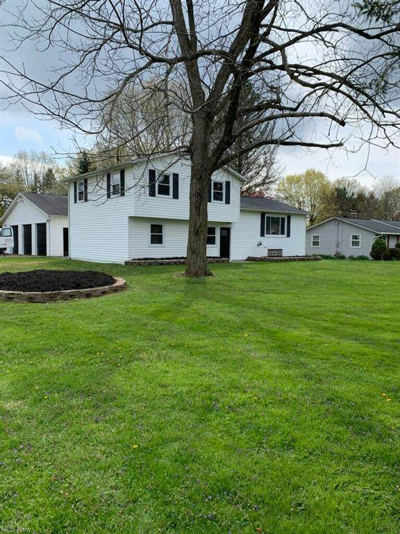 3650 Cain Street NW, North Canton, OH 44720 (MLS #4272404) :: The Kaszyca Team