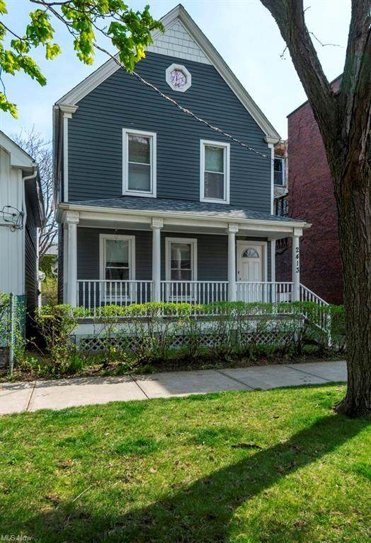 2413 Tremont Avenue, Cleveland, OH 44113 (MLS #4273209) :: Keller Williams Legacy Group Realty