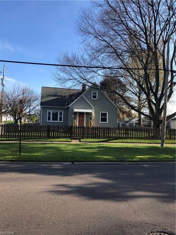 669 N Firestone Boulevard, Akron, OH 44306 (MLS #4273593) :: Select Properties Realty