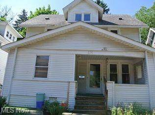 119 Burton Avenue, Akron, OH 44302 (MLS #4273917) :: Tammy Grogan and Associates at Cutler Real Estate