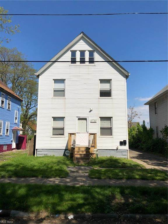 3733 W 14th Street, Cleveland, OH 44109 (MLS #4274053) :: The Tracy Jones Team
