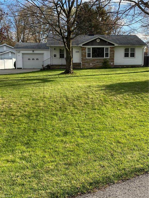 155 Indian Lake Boulevard, Canfield, OH 44406 (MLS #4274146) :: Select Properties Realty