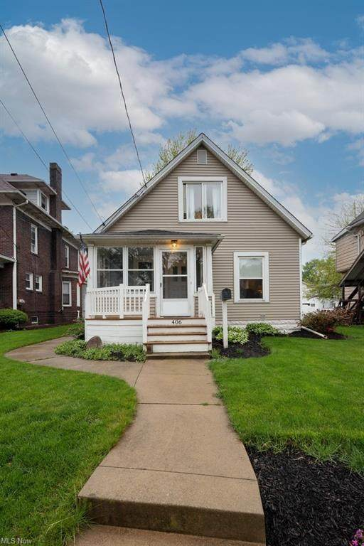 406 Portage Street NW, North Canton, OH 44720 (MLS #4274202) :: RE/MAX Edge Realty