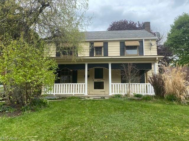 4009 Helena Avenue, Youngstown, OH 44512 (MLS #4274373) :: The Crockett Team, Howard Hanna